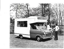 FORD TRANSIT Ci AUTOHOME MOTORHOME PRESS PHOTO 'Brochure' 1973