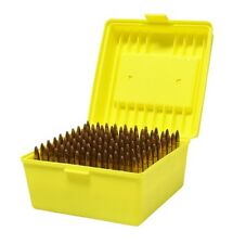New Ammo Box Ammunition Safe Gun Rifle Bullet Case Security Firearm Hunt Medium