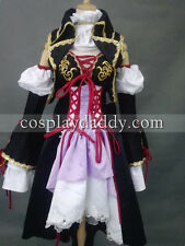 Vocaloid 2 Miku Yowane Haku Gothic Lolita Luxury Dress Cosplay Costume