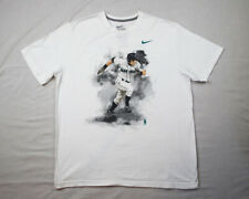 Seattle Mariners Ichiro Suzuki Graphic Nike T-Shirt MLB Baseball HOF 2012 XL