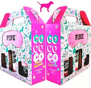 Victoria's Secret PINK Coconut # BEST SELF GIFT BOX Sleep Mask + Bonus! $69