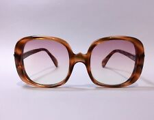 Vintage Brown Acetate Sunglasses Eyeglasses