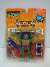 Teenage Mutant Ninja Turtles RIPPED UP RAPHAEL Playmates - MOC
