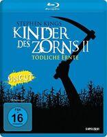 KINDER DES ZORNS 2-TOEDLICHE ERNTE - Paul Scherrer. Terence Knox  BLU-RAY NEU