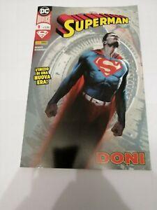 Superman 1 - Panini Comics DC