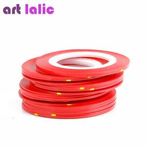 30Pcs Choose Color Pretty Rolls Striping Tape Line Nail Art Decoration Sticker