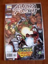 ALPHA FLIGHT n°20 1998  Marvel Comics  [SA31]
