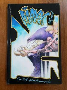 The Maxx : Maxximized Vol. 2 HC Hardcover GN OOP NEW 2014 IDW Comics Sam Kieth