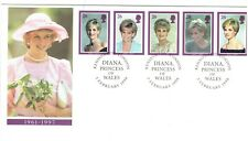 Great Britain. Qeii. 1998 Diana commemorative Fdc. Excellent condition.