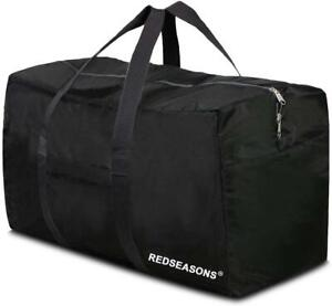 Extra Large Duffle Bag Travel Luggage Sports Gym Tote Men Women Waterproof 96L