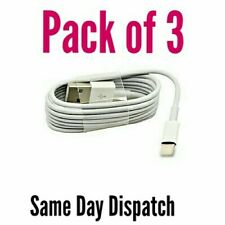 Compatible Charging Cable Charger Lead for - Apple iPhone 7 8 6 X XR XS MAX Ipad