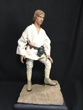 Premium Format Figure Star Wars Statue Sideshow Luke Skywalker 0059/2500