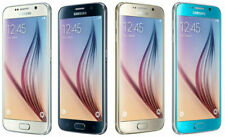 "Samsung Galaxy S6 G920F Unlocked Smartphone 5.1"" 16MP 32GB/ 64GB/ 128GB Storage"