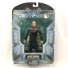 Star Trek Captain Picard Nemesis Action Figure Art Asylum Diamond Select MIP