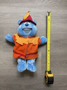 Tummi Gummi Disney Gummi Bears 1980's Plush Soft Toy
