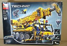 LEGO TECHNIC 8421 Mobile Crane 100% COMPLETE with instructions & box