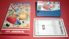 Msx fruit search [EUR] sony hit-bit * jrf *