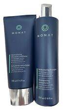 Monat Restructuring System - Shampoo Conditioner For Damage Hair