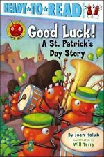 ANT HILL Good Luck! A St Patrick's Day Story (Brand New Paperback) Joan Holub