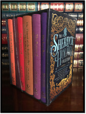 Sherlock Holmes Collection by Arthur Conan Doyle New Sealed 6 Volume Box Set