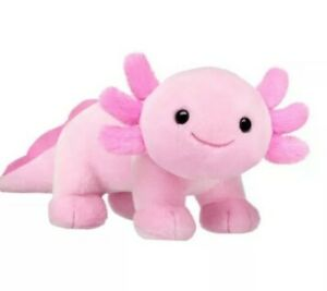 Build-A-Bear AXOLOTL pink plush Online Exclusive Sold Out CONFIRMED ORDER