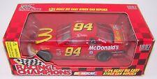 1997 Racing Champions 1:24 BILL ELLIOTT #94 McDonald's $1mil Driving Challenge