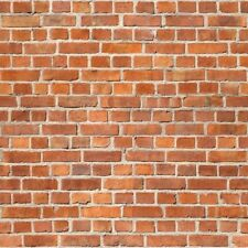 16 SHEETS EMBOSSED BUMPY BRICK stone wall 21x29cm SCALE 1/24 paper    h5j6