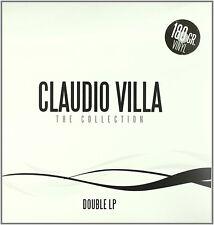 CLAUDIO VILLA The Collection Vinyl Tiratura Limitata Vinile 180 grammi [2LP]