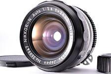 Mint Nikon Nippon Kogaku NIKKOR N Auto 24mm f/2.8 Ai MF Lens From Japan Prime