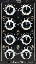 TK Audio TK LIZER 500 Mastering stereo Equalizer , API / VPR 500, Made in Sweden