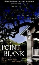 Point Blank by Fern Michaels FREE SHIPPING paperback Sisterhood Series book 26