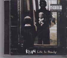 Korn-Life Is Peachy cd album