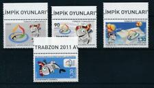 [325111] Turkey 2013 good Set very fine MNH Stamps
