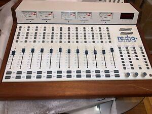 Radio Systems Millenium 12 channel Broadcast audio console, mixer