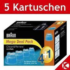 Braun Reinigungskartuschen Kartuschen CCR 4+1 Clean&Renew CCR4+1 für 799 cc