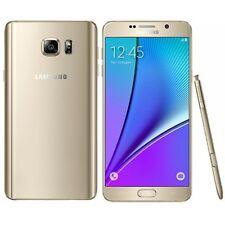 Samsung Galaxy Note 5 64GB Gold Unlocked A *VGC* + Warranty!!