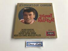 Johnny Hallyday - Les Disques D'Or De La Chanson - CD - Neuf Sous Blister