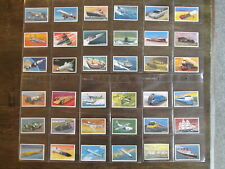 Embassy world of speed cigarette cards  1981.Cigarette cards.