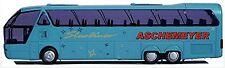 Neoplan Starliner N 516 SHDL OperacióN del autobús Aschemeyer Lübbecke Autocar 1