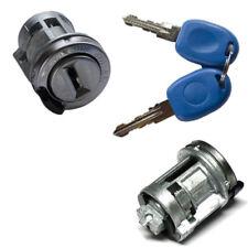 Fiat Doblo 1 MK1 2000-2010 Zündschalter Starter Schließzylinder & Schlüssel Neu