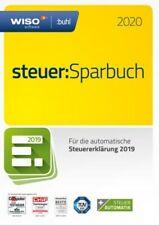 WISO steuer:Sparbuch 2020 | für Steuerjahr 2019 | in frustfreier Verpackung