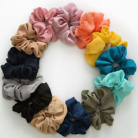 Hairtie Scrunchie Hair Tie Rope Bands Elastic Ponytail Holder Womens Accessories