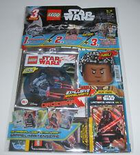 Lego Star Wars-revista nº 40 con Droideka y edición limitada mapa Darth Vader