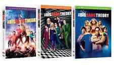 THE BIG BANG THEORY STAGIONI 5, 6, 7 (9 DVD)COFANETTI SERIE TV WARNER HOME VIDEO