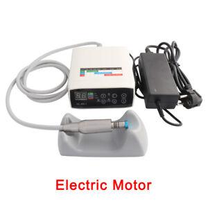 Dental Electric Micro Motor for X25L/X95L Fiber Optic Low Speed Handpiece1:1/1:5
