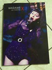 Madonna - Madame X au theatre - French magazine