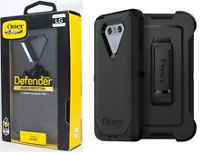 OtterBox Defender Series Case with Belt Clip Holster for LG G6 BLACK NEW