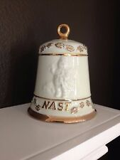 Duncan Royale Christmas Bell Nast Collectors Club Exclusive dated 1990