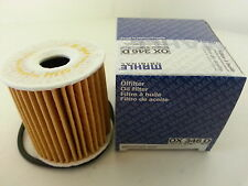 Smart MCC City Roadster Fortwo Oil Filter  Genuine Mahle OX346D