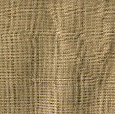 "25ft Burlap Aisle Runner 60"" Extra Wide 100% Natural Jute Fabric Made in USA"